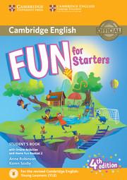 Детски сертификат Cambridge Starters